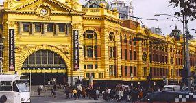 Flinders' Street Station