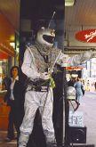 Melbourne Street Performer