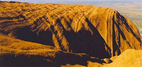 Top of Ayer's Rock