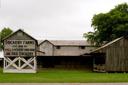 Dockery Farms, Cleveland MS