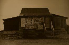 Photo of a photo of Po Monkey's juke joint, Cat Head, Clarksdale MS