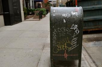 Chelsea Mailbox