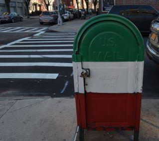 Italian Mailbox, Brooklyn