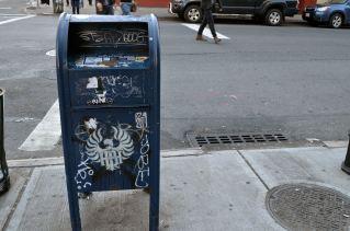Brooklyn Mailbox