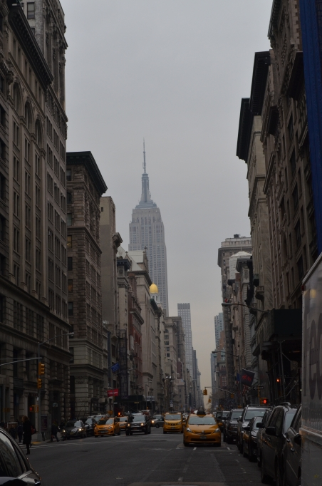 Empire State Bldg from Chelsea