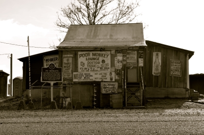 Po' Monkey's Juke Joint, Merigold, MS