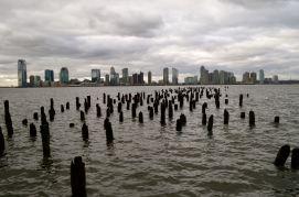 Hudson Bay overlooking Brooklyn