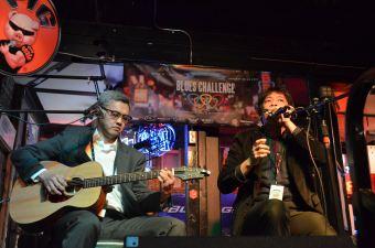 Delta Slim & Ian Lofamia Duo