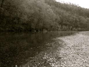 Sycamore Creek, Mountain View AR
