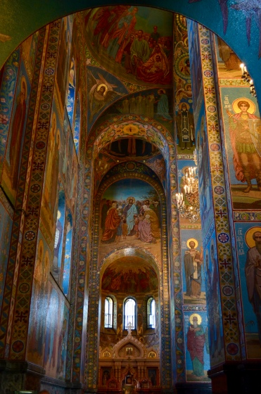 Church of the Savior of the Spilled Blood